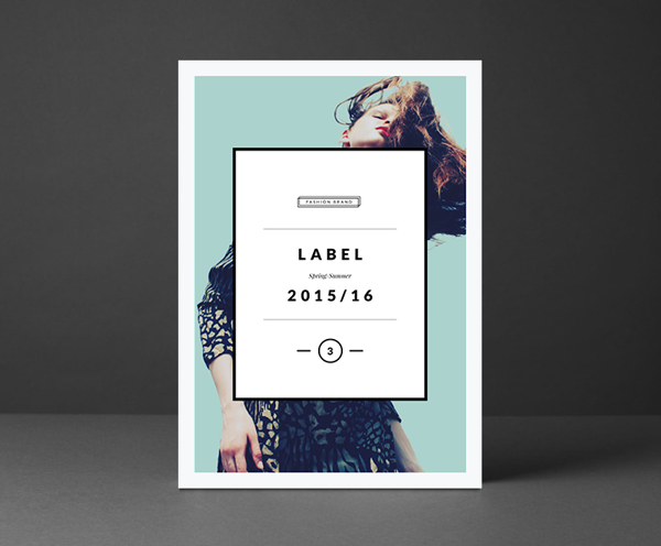 lookbook template  u2014 temply