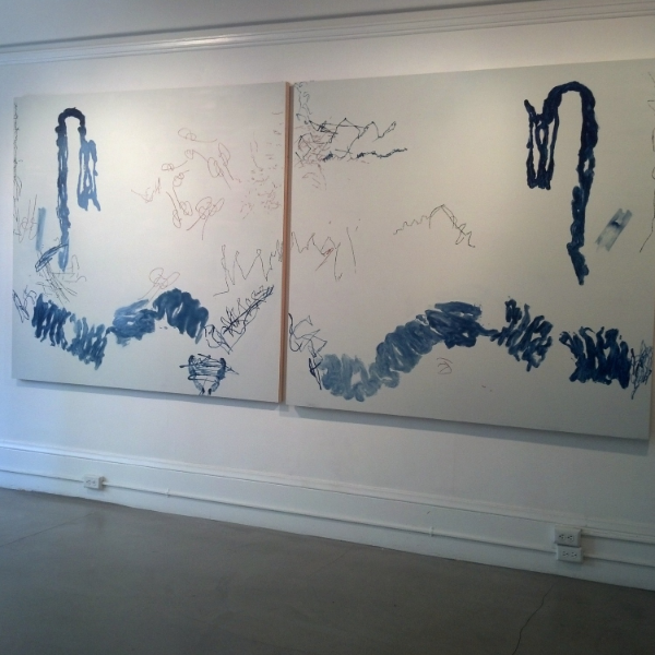Maysha Mohammedi at Mark Wolfe, San Francisco.