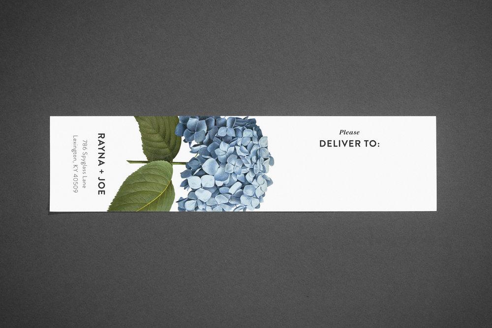 Custom Wedding Suite (Address label) by Maystorm Studio