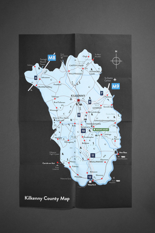 Custom Wedding Suite (Map of Ireland) by Maystorm Studio