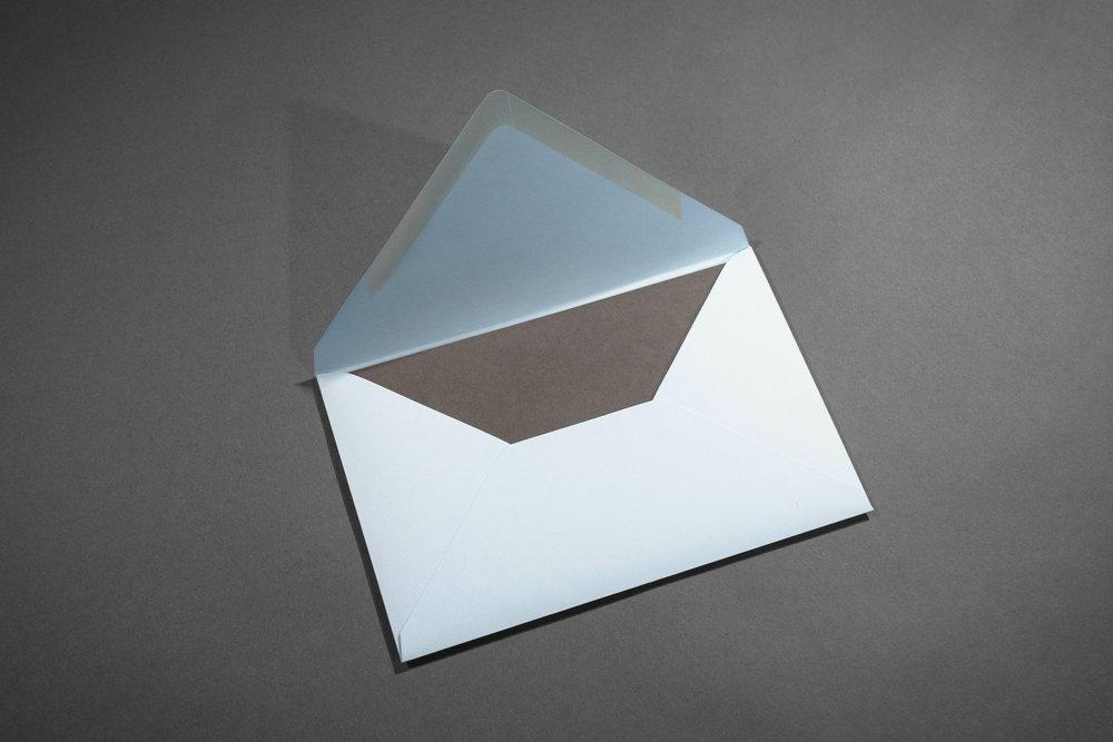 Custom Wedding Suite (Envelope) by Maystorm Studio
