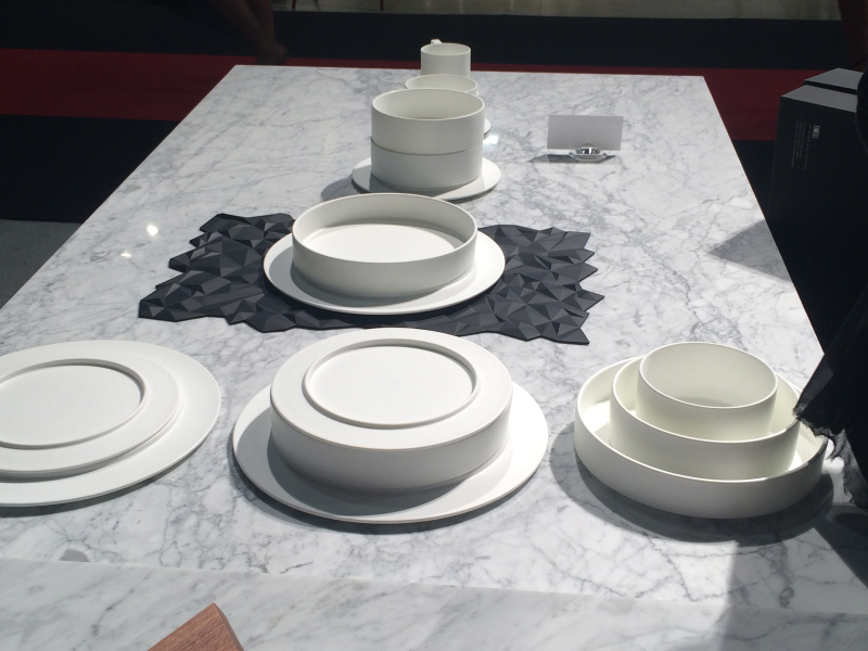 New Finell dinnerware will grace our showroom by mid August.