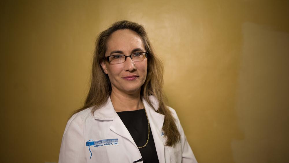 EDIE ZUSMAN, MD, MBA Neurosurgeon Pacific Brain & Spine Medical Group