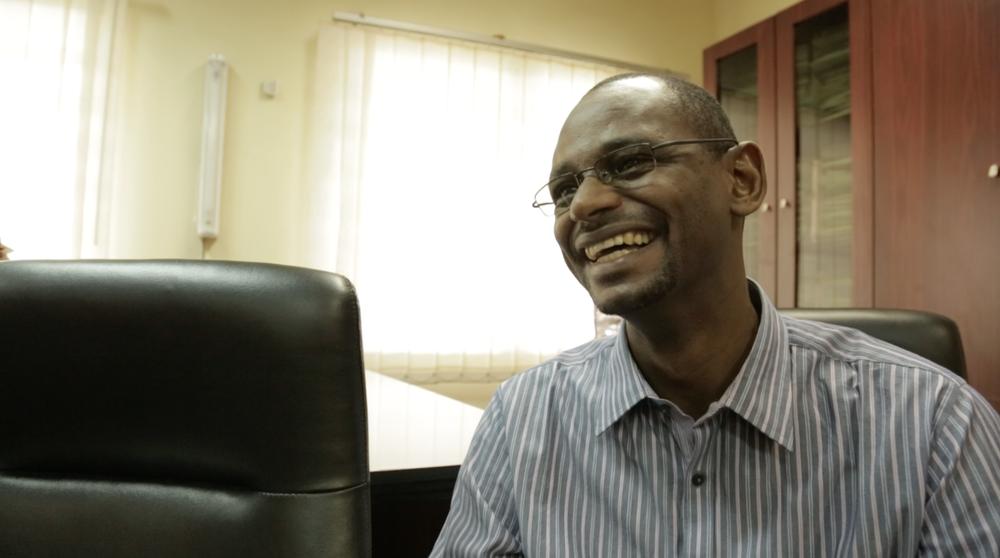 DR. MUHAMMAD RAJI MAHMUD, MD Neurosurgeon National Hospital, Abuja