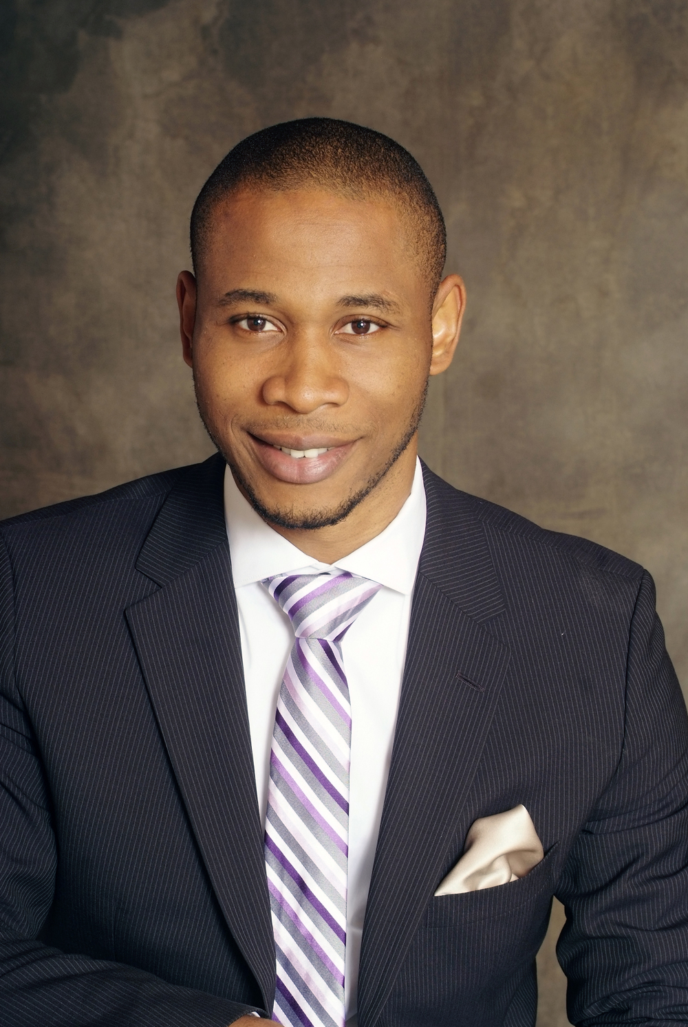 Chukwuemeka Okeke, MS, Pharm. D.  President & Chief Executive Officer