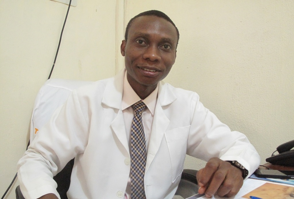 DR. KENE MEFOR Director of Quality Assurance/Improvement