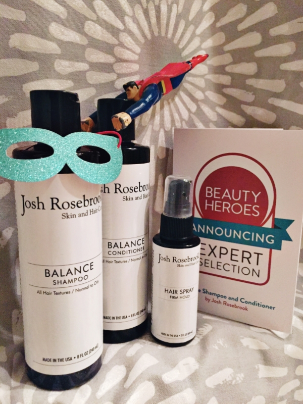 November Beauty Heroes: Josh Rosebrook to Your (hair) Rescue #beautyheroes #cleanbeauty