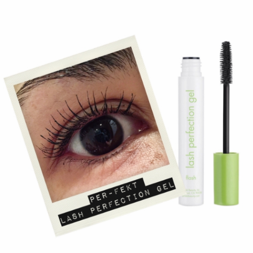 Green Beauty Mascara Guide - Perfekt Lash Perfection Gel