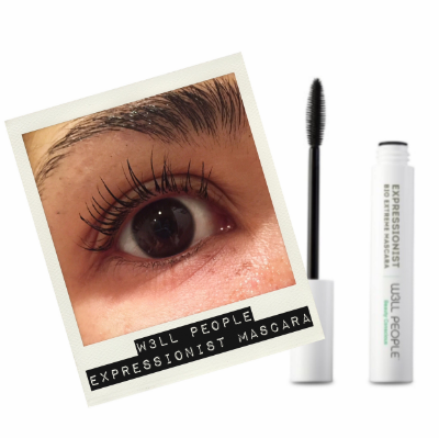Green Beauty Mascara Guide - W3LL PEOPLE Expressionist Mascara