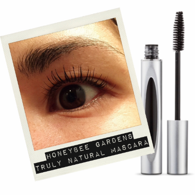 Green Beauty Mascara Guide - Honeybee Gardens Truly Natural Mascara