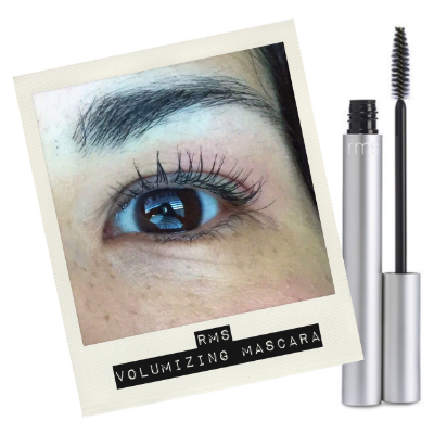 Green Beauty Mascara Guide - RMS Volumizing Mascara