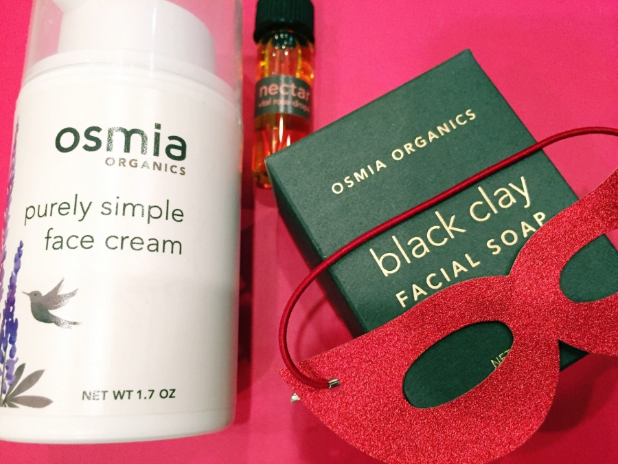 Osmia Organics: What Your Sensitive Skins Dreams Of...and The First Beauty Hero of 2016!