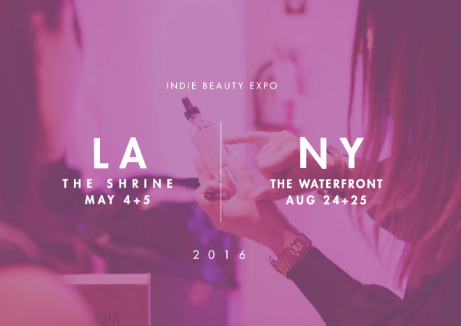 Indie Beauty Expo 2016 - Join me! - janny: organically.