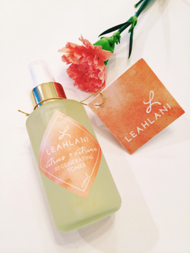 Leahlani Skincare: The Launch You've Been Waiting For - janny: organically. #citrus #citrine