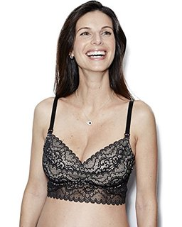 Mama Must Haves - The Dairy Fairy Nursing and Pumping Bra - janny: organically.