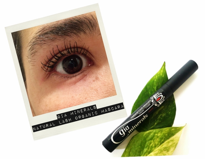 Green Beauty Mascara Guide - Gia Minerals Organic Mascara