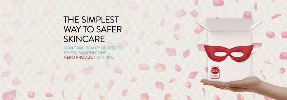 The Simplest Way to Safer Skincare - FULL SIZE Non Toxic Beauty Delivered to You Monthly