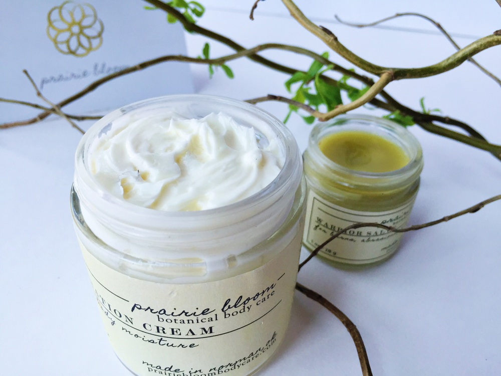 Prairie Bloom Body Care - Hydration Cream | janny: organically.