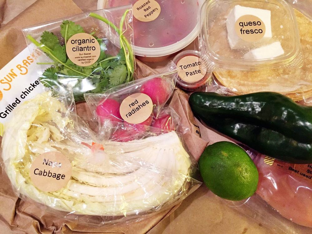 Sun Basket: The (Organic) Think-Proof Meal Delivery System | janny: organically.