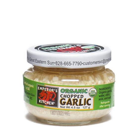 Time saver here, ain't nobody got time to chop garlic. 4.5 oz $2.95