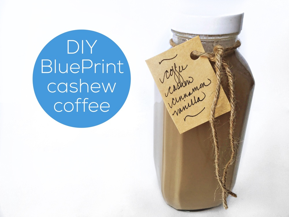 Homemade blueprint organic cold pressed cashew coffee janny homemade blueprint organic cold pressed cashew coffee dairyfree vegan jannyorganically malvernweather Image collections