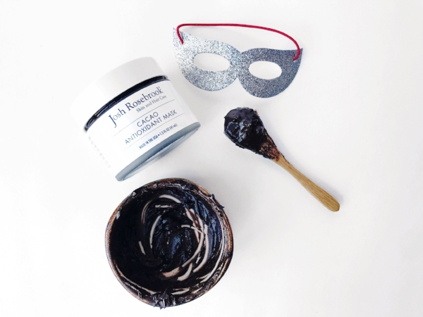 Josh Rosebrook: The Cacao Antioxidant Mask + exclusive reveal!