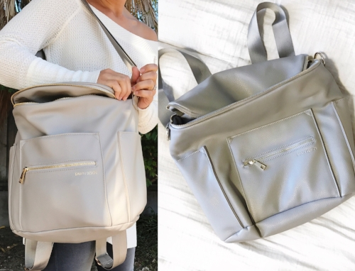 Fawn Design: Not Your Mama's Diaper Bag! | janny: organically.