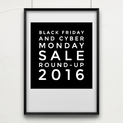 Black Friday & Cyber Monday Sale Round-up: The Clean Living Edition