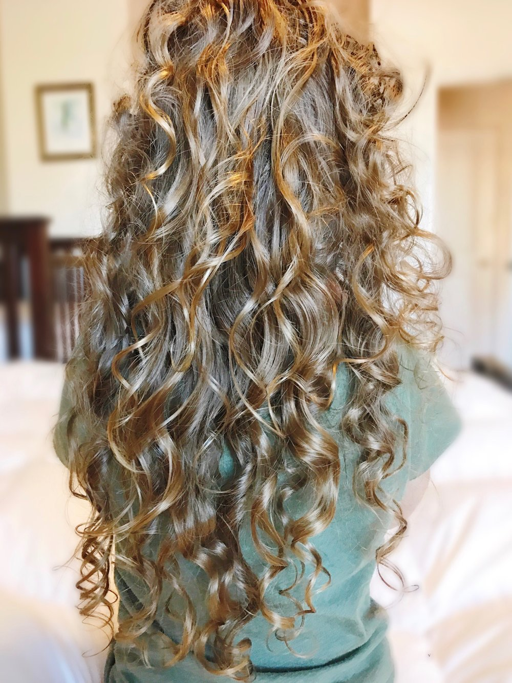 Sawyer's Clean Beauty Curly-Hair Routine - Available from Beauty Heroes! | janny: organically.
