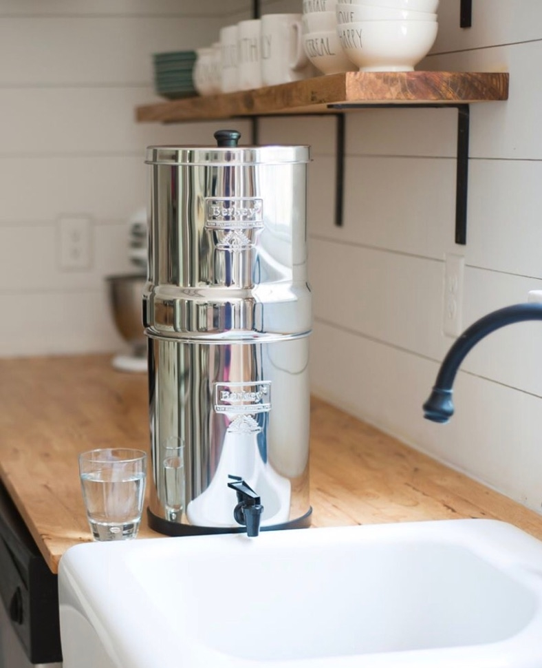 berkey water filter | janny: organically.