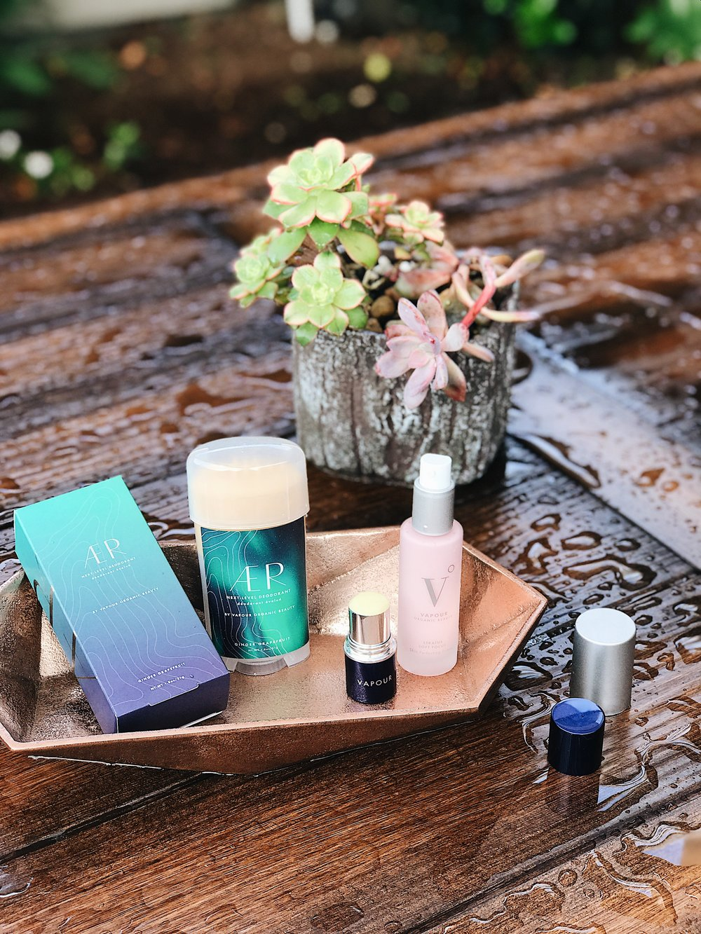 Vapour + Beauty Heroes | janny: organically.