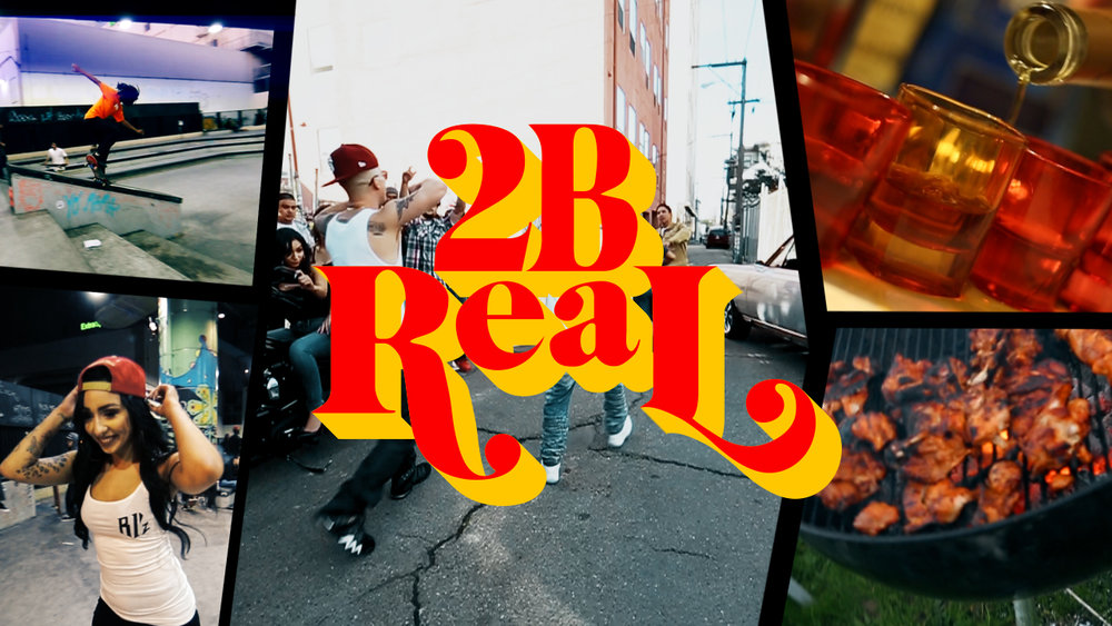 REAL ONEZ - 2 B REAL