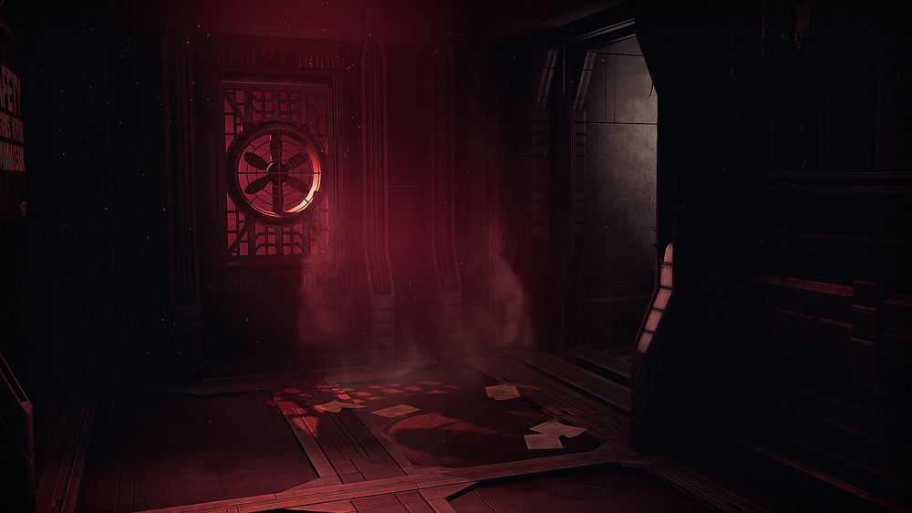 Dead Space UE4 - Hallway3