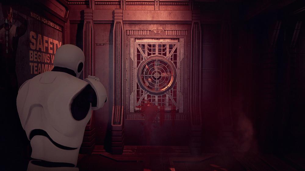 Dead Space UE4 - Hallway5