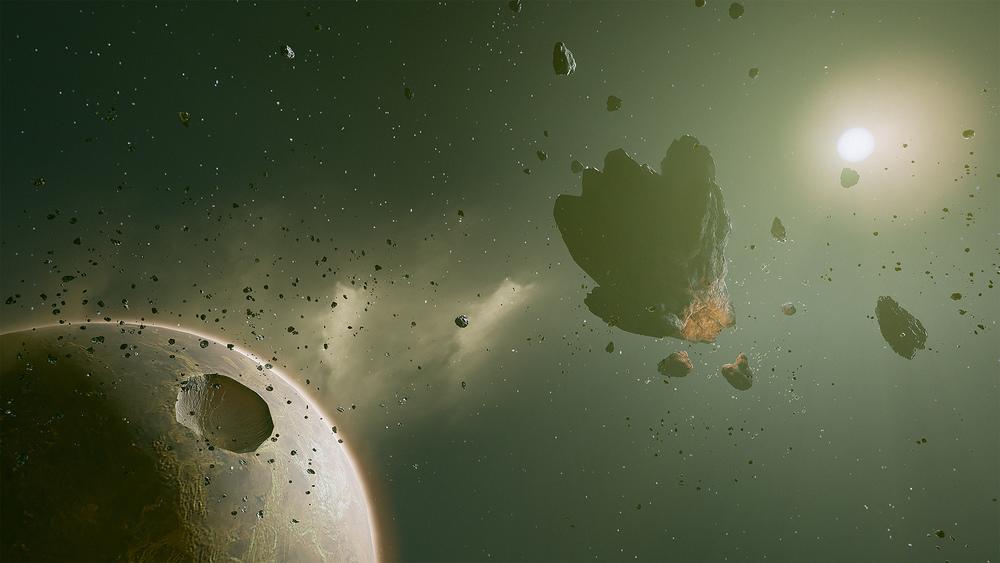 Dead Space UE4 - Exterior1