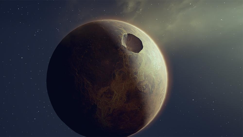 Dead Space UE4 - Exterior2
