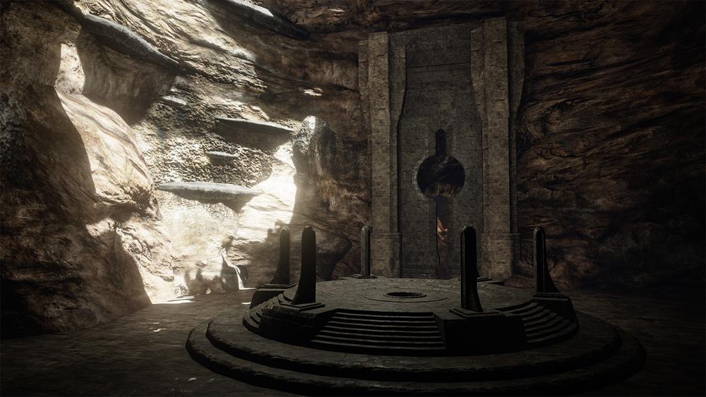 Kairos Odyssey - Entrance