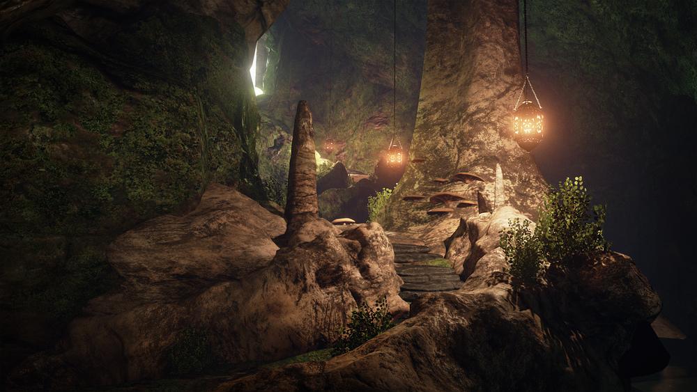 Kairos Odyssey - Cave1