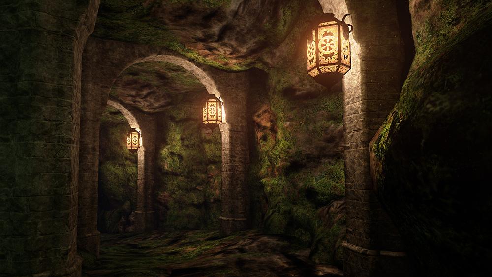 Kairos Odyssey - Cave5