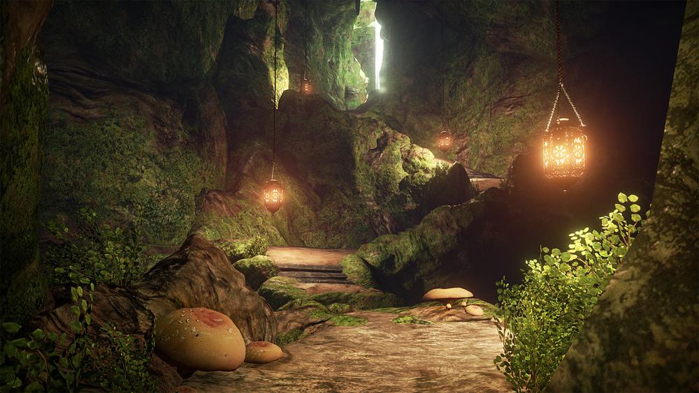 Kairos Odyssey - Cave4