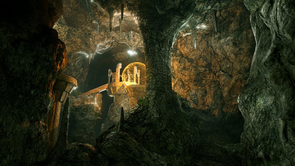 Kairos Odyssey - Cave2