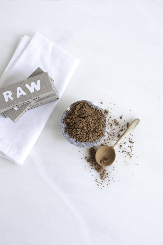 RAW CHOCOLATE - SPRING 2015