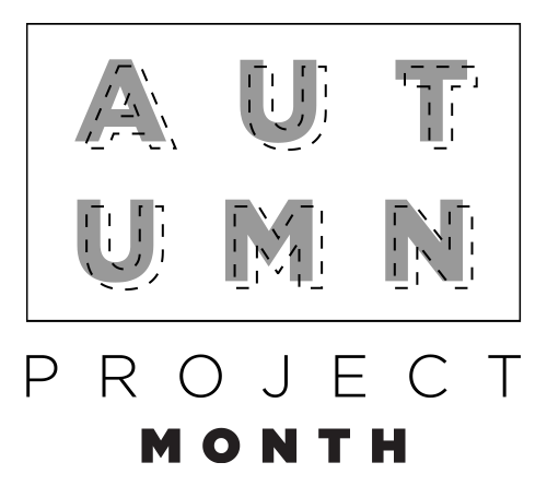Autumn Project Month Lookbook