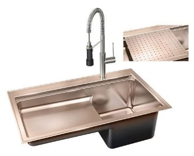 Introducing The Pathology Series With CuVerro® Antimicrobial Copper Touch  And Stainless Steel Surfaces. Click On The Text Links Above To Learn More!
