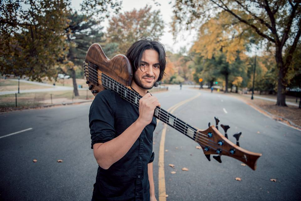 Andrés Rotmistrovsky - Bass (Buenos Aires, Argentina)
