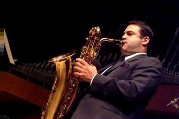 Carl Maraghi - Baritone Sax (Quebec, Canada)
