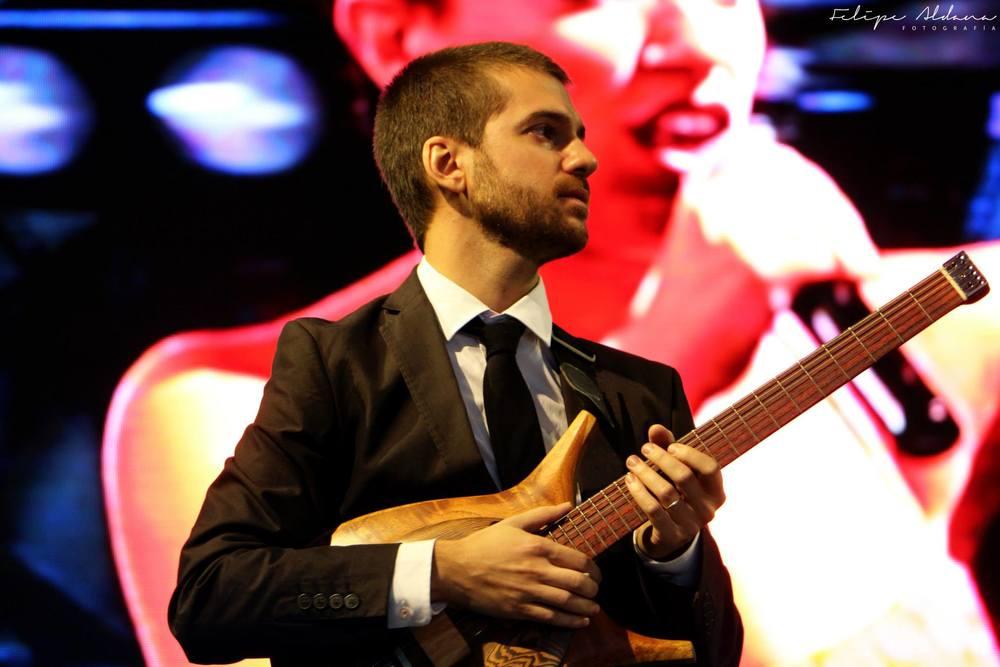 Ignacio Hernández - Guitar (Buenos Aires, Argentina)