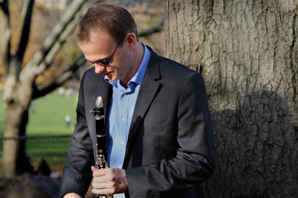 Linus Wyrsch - Tenor Sax/Clarinet (Lucerne, Switzerland)