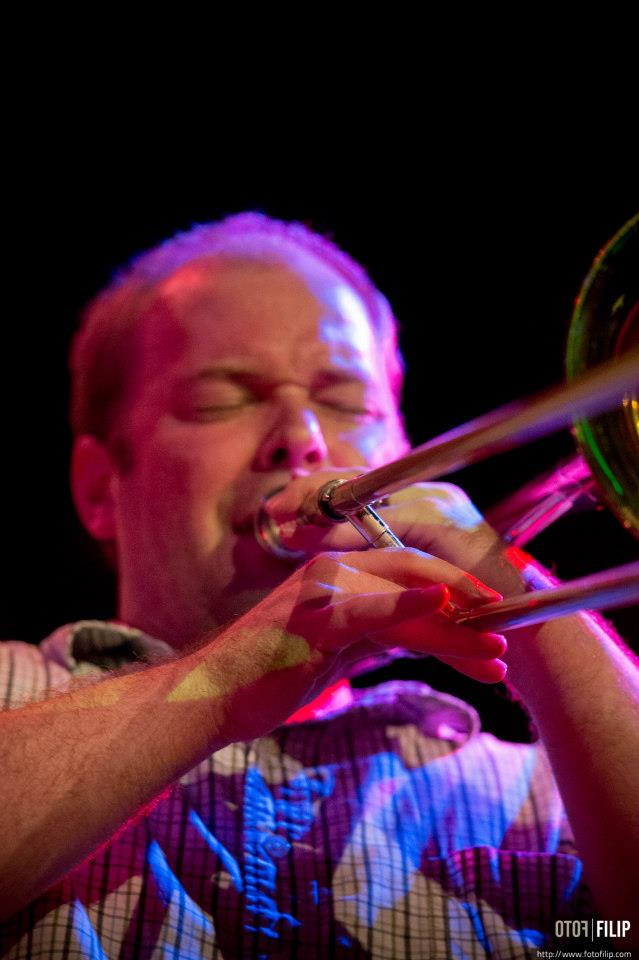Matt McDonald - Trombone (Illinois, USA)