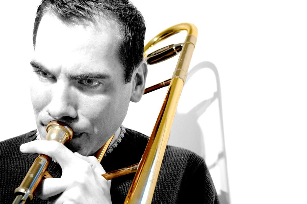 Mike Fahie - Lead Trombone (Ottawa, Canada)